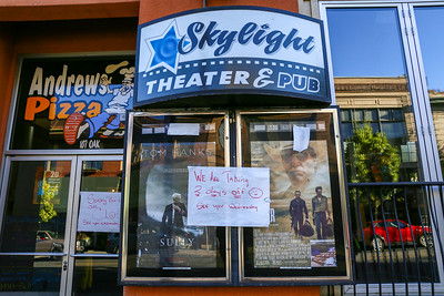Skylight Theater and Pub in Hood River,  Oregon