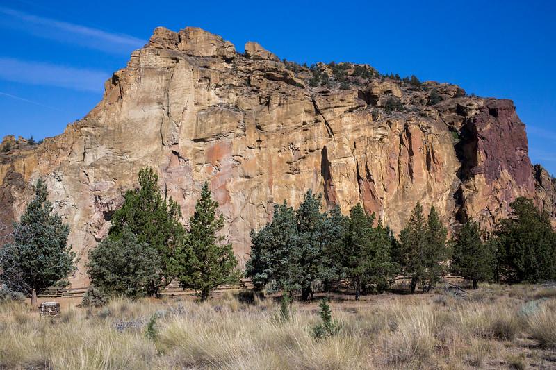 Smith Rock in Oregon