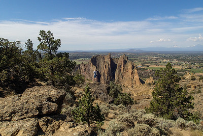 Smith Rock in Oregon