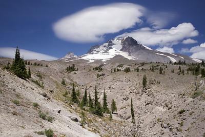 Mount Hood in Northern Oregon