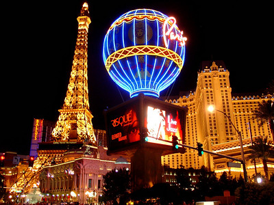 Paris Hotel, Las Vegas Strip