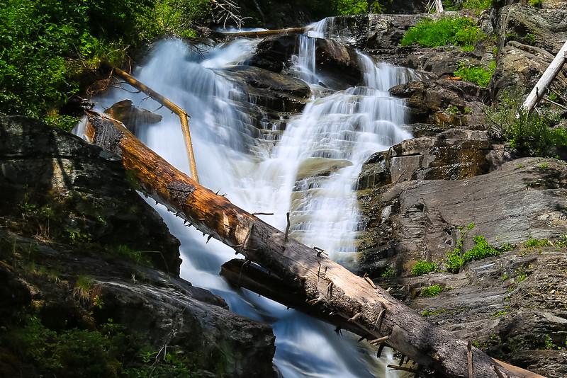 Twin Falls, Two Medicine Area
