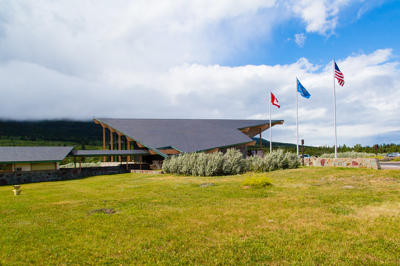 St. Mary Visitor Centre