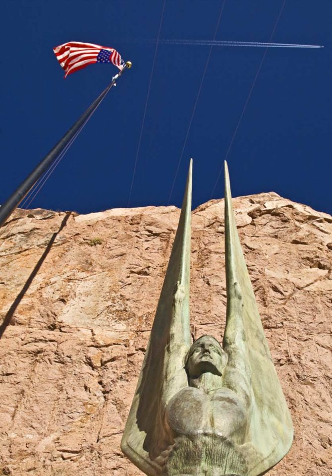 Hoover Dam Monument