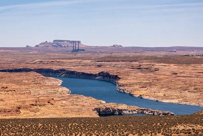 Lake Powell, Utah and Arizona