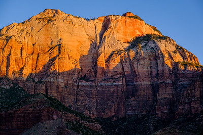 Zion National Park in Utah