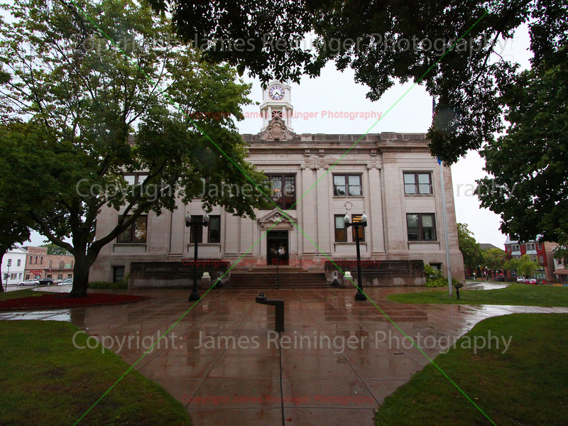 Sauk County Courthouse
