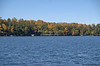 White Deer Lake in Chequamegon-Nicolet National Forest, Wisconsin, USA