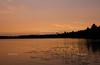 Sunrise at Lake Thompson