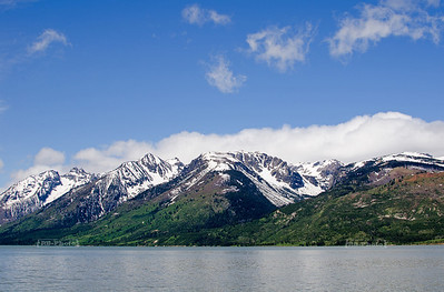 Jackson Lake and the Teton Range in Grand Teton National Park, Wyoming, USA