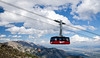 Aerial Tram in Teton Village, Wyoming