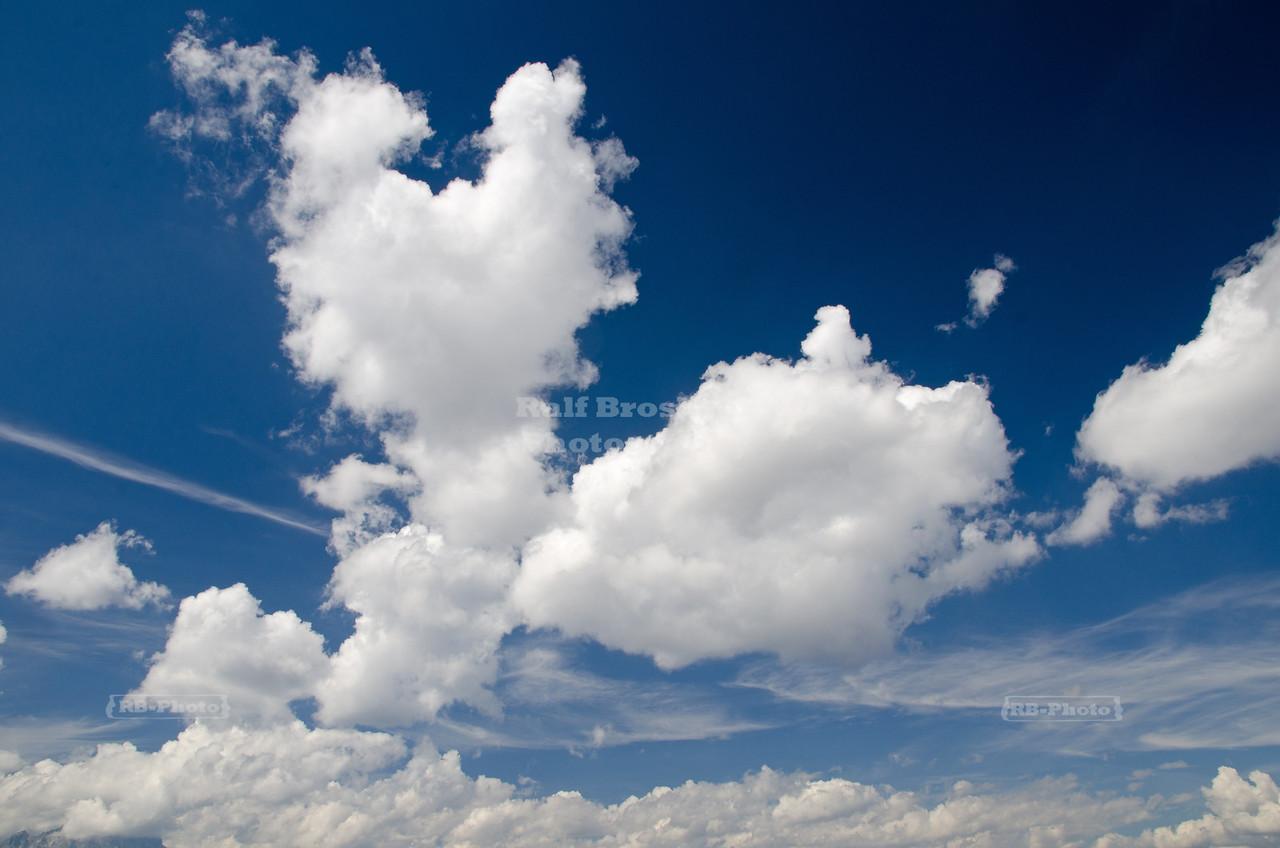 Amazing skies over Grand Teton National Park