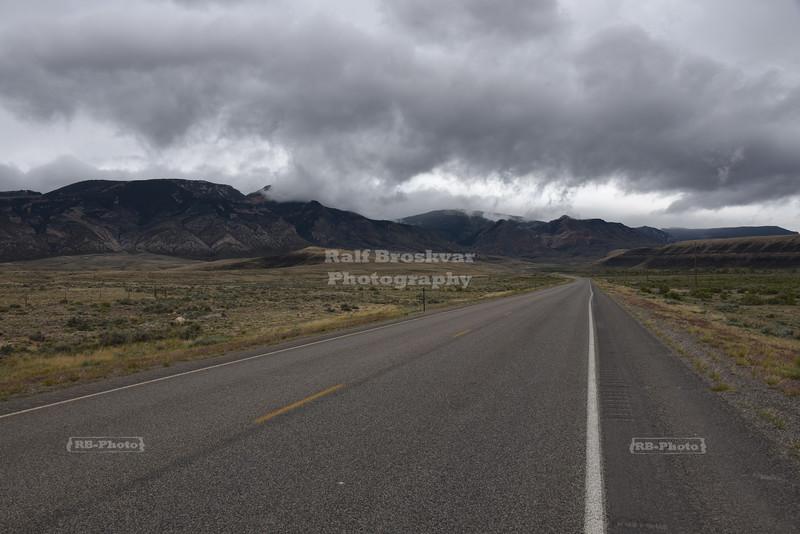 Medicine Wheel Scenic Byway - U.S. Highway 14A