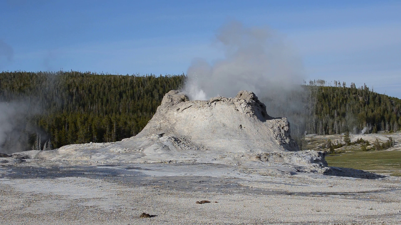 Video: Castle Geyser