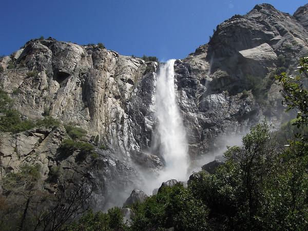 Bridlevail Falls