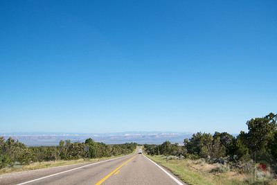 Drive to Zion National Park