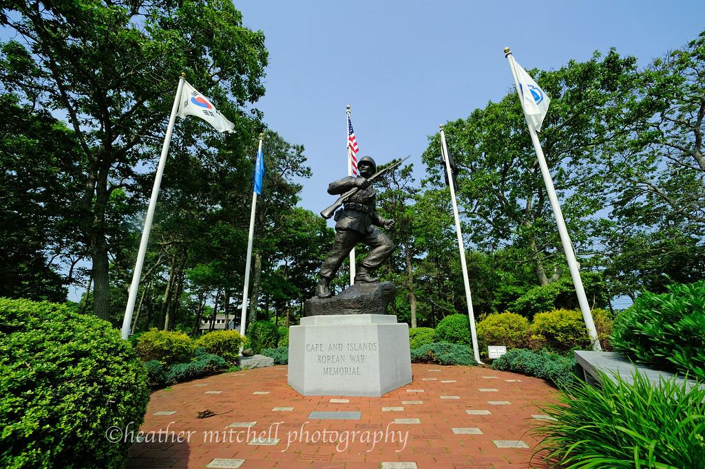 Korean War Memorial, Hyannis, MA