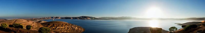 San Lois Reservoir, California