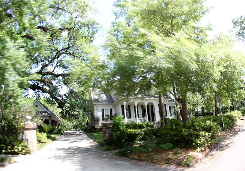 Charming home in a quaint, old neighborhood.  Covington, Louisiana