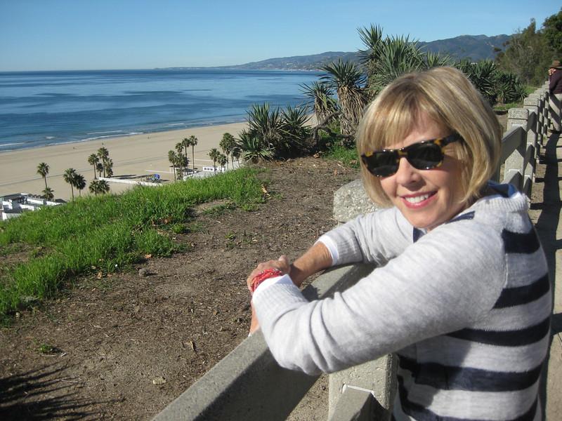 Mom in Santa Monica