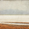 """One Great Salt Lake"" - Utah, USA<br /> Looking north towards Antelope Island."
