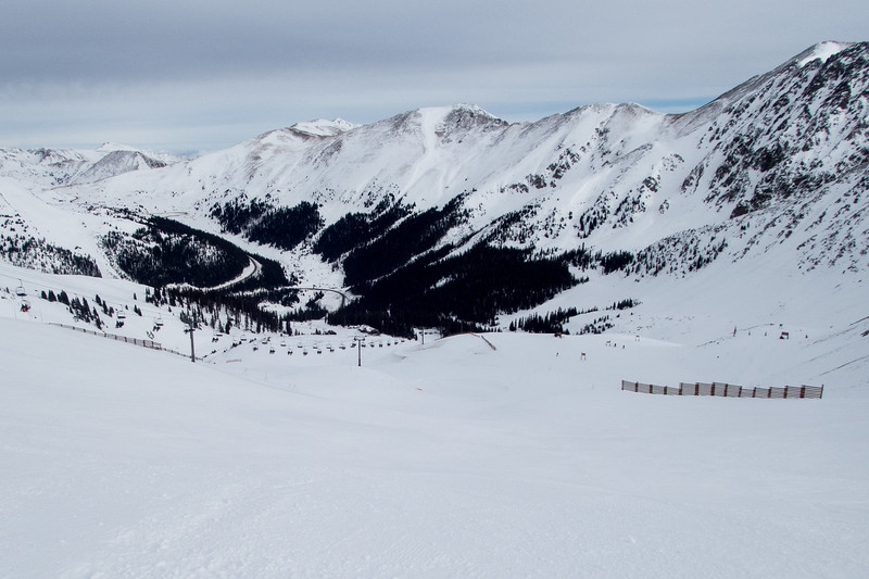 Arapahoe Basin, Keystone Colorado