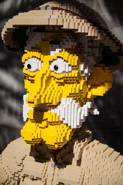 Lego Land Explorer, Carlsbad California