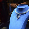 The Hope Diamond (45.52-carats) - National Museum of Natural History