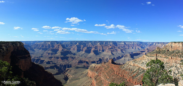 Grand Canyon - View Of the North Rim From Desert View Drive