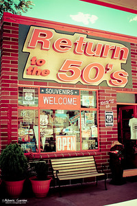 Road 66 - Return To The 50's