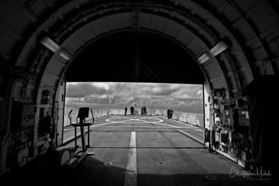 morgenthau hangar deck