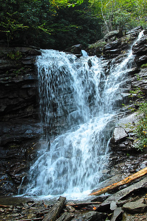 Glen Onoko Falls Lehigh Valley Gorge September 2012