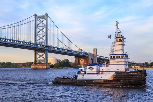 Delaware River, Philadelphia