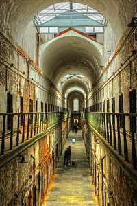 Eastern State Penitentiary Philadelphia, PA October 2012