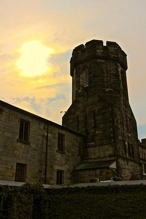Eastern State Penitentiary Philadelphia, PA October 2012
