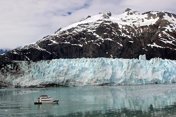 Margerie Glacier Glacier Bay, Alaska