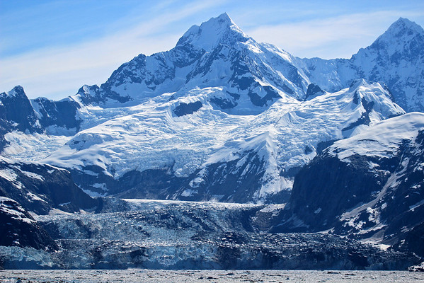 Johns Hopkins Glacier Glacier Bay, Alaska June 2013