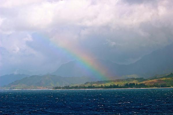 Leaving Kauai