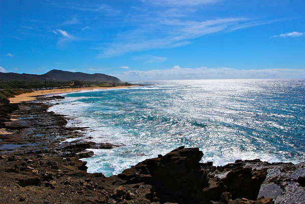 Sandy Beach, Oahu