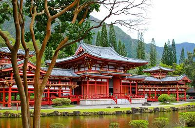 Byodo-In Buddhist Temple