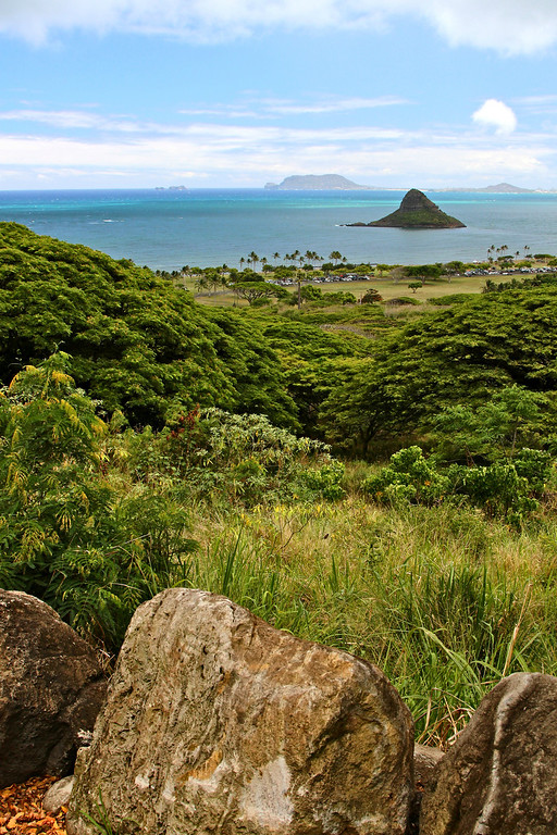 Mokoli'i Island, Oahu