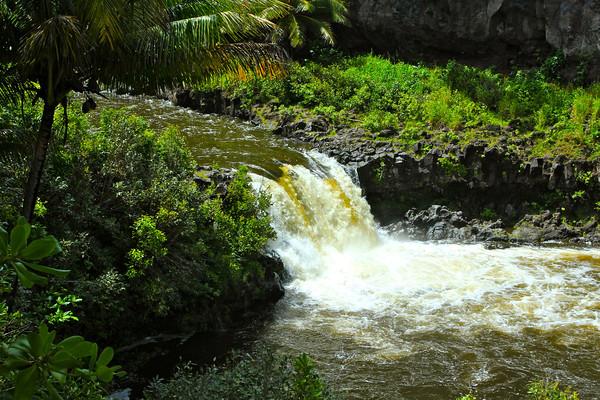 O'heo Gulch Pool, Maui