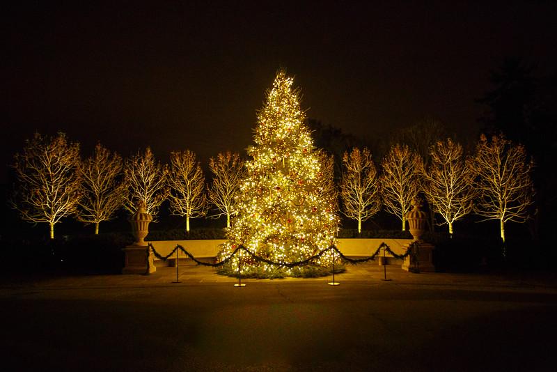 Longwood Gardens Christmas, 2016