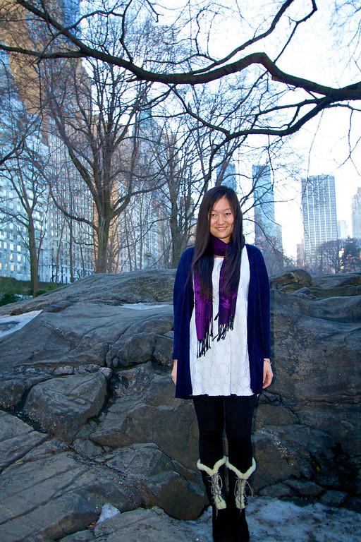 Central Park  Manhattan, March 2014