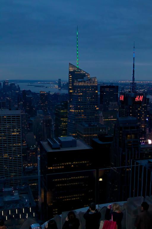 Manhattan, March 2014
