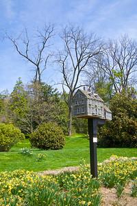Morris Arboretum, April 2014