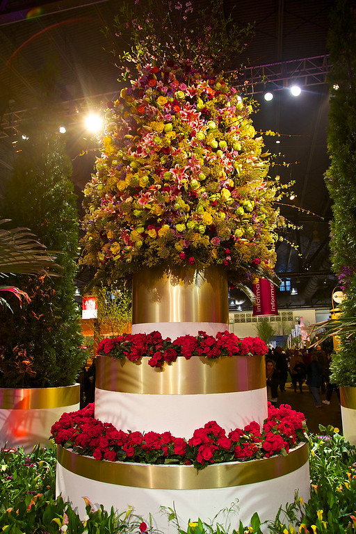 Philadelphia Flower Show March 2015