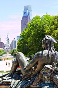 Eakins Oval, June 2014