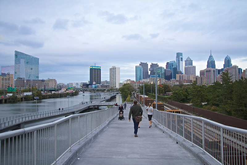 Schuylkill River Trail Boardwalk (Philadelphia)