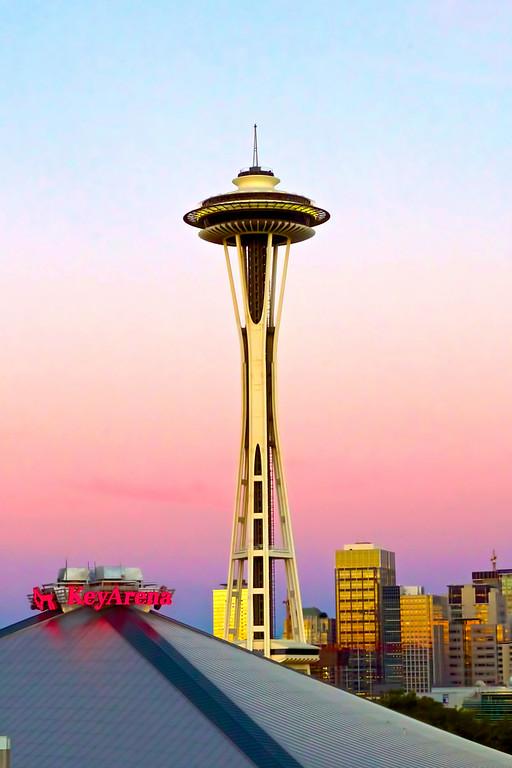 Seattle, July 2014